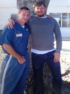 Rod Ferrell och Jonas Inde